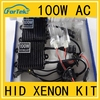 high quality super bright HID xenon kit 100w H1 Headlight hid headlights
