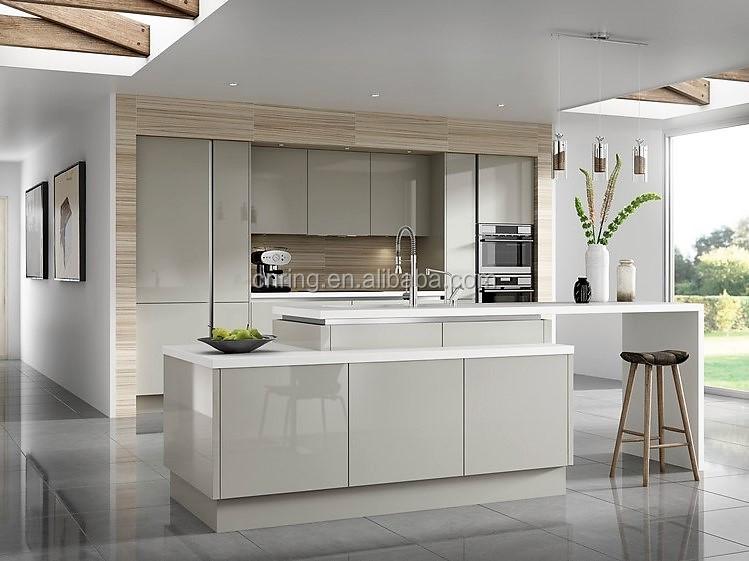2018 Acrylic Kitchen Cabinets Door Simple Designs Hot Sale ...