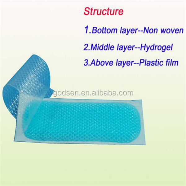 Flexible Gel Ice Packs/reusable Cooling Gel Patch,Hot Cold Pad ...