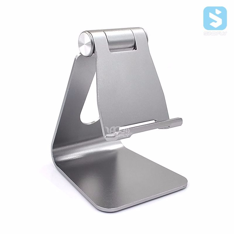 Adjustable Aluminum Cell Phone Stand Tablet Stand