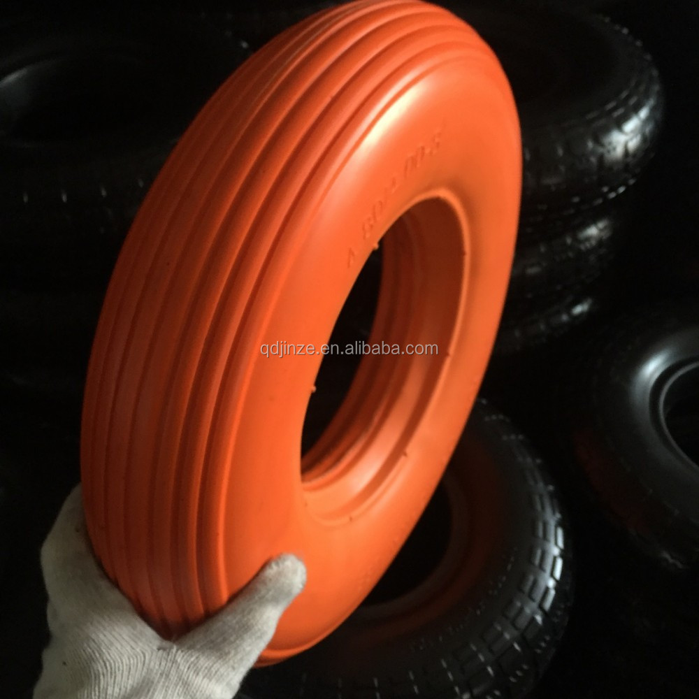 PU FOAM WHEEL, PU WHEELS 3.00-4, 3.50-4,3.50-6