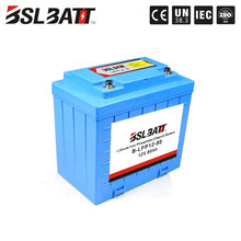 Lifepo4 24 V 12 V 80ah electric vehicle lithium battery <span class=keywords><strong>ev</strong></span> e auto akku