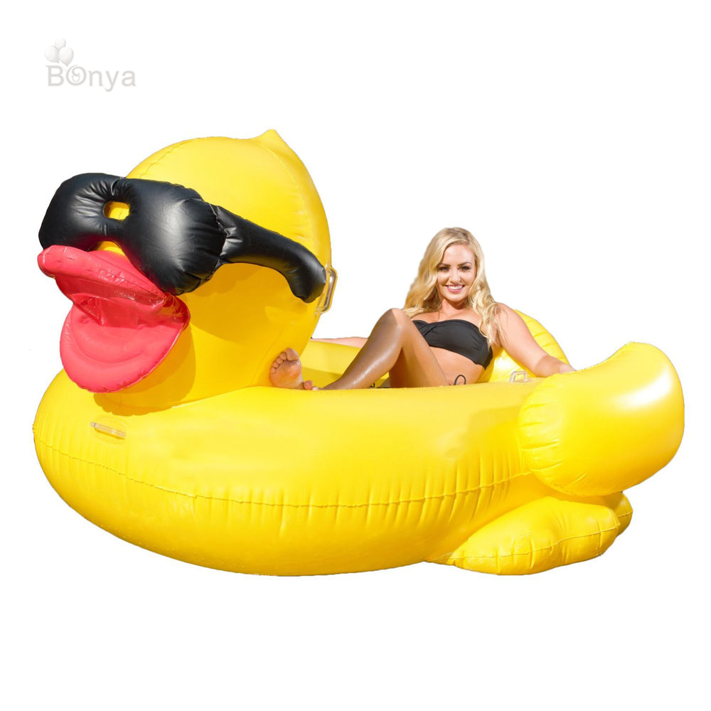 hot sale large inflatable floats,water float,duck pool float