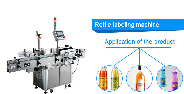 Mini Tabletop Round Bottle Label Applicator Manual