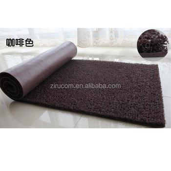 Low Price Vinyl Flooring Pvc Backed Coir Mat Pvc Coil Door Mat Colorful Rubber Carpet Protector Mat Buy High Quality Pvc Cushion Mat Rubber Carpet