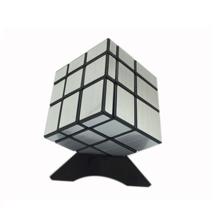 Speed 3x3x3 ABS plastic magic mirror cube for sale