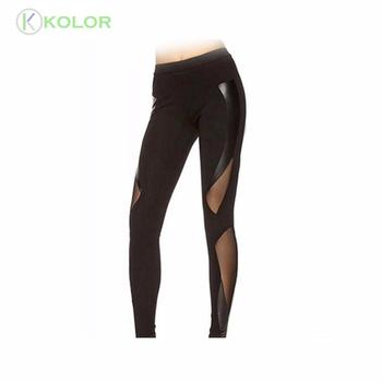 1c165fe8bf Kolor-d 61278 Leggings Sensuais Para Senhora Leggings Transparentes ...