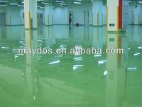 Artistic indoor floor paint epoxy floor covering liquid paint
