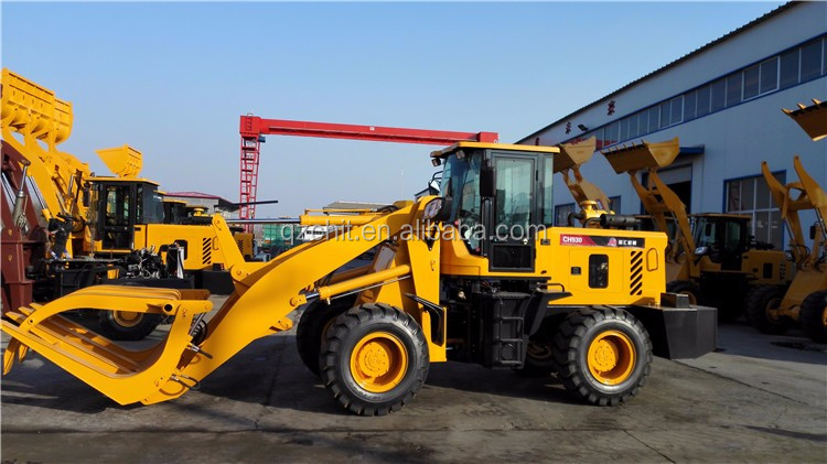 935 Mini Articulated Loader Micro Wheel Digging Trencher