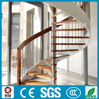 Modern Low Cost Spiral Staircase Design