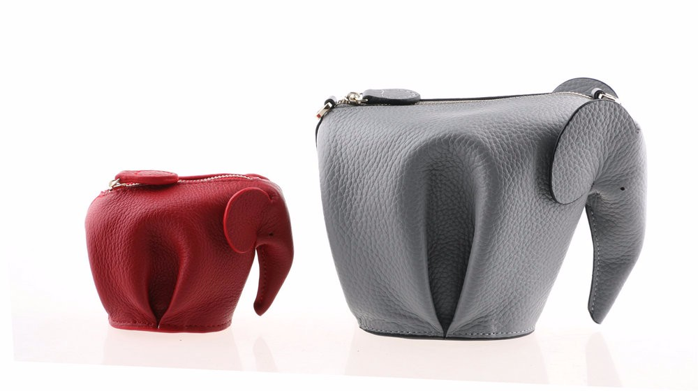 Handmade Customized Colors It S Genuine Leather The Design And Detail Is Totally Different With Other Elephant Bags On Market