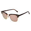 High Quality Classic Retro CE Polarized Acetate Metal Mixed Sunglasses