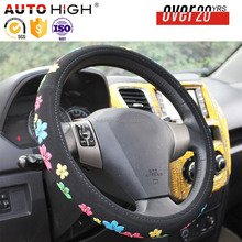 Super popular China Best heated car steering wheel covers