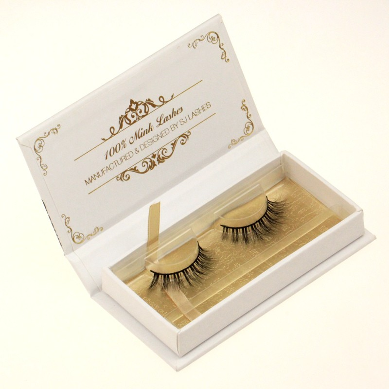 Wholesale 3d Mink Lashes Own Brand Mink Eyelashes Custom ...