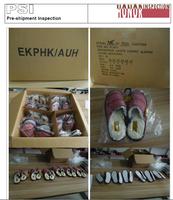 shoes Inspection service in Hangzhou Zhejiang