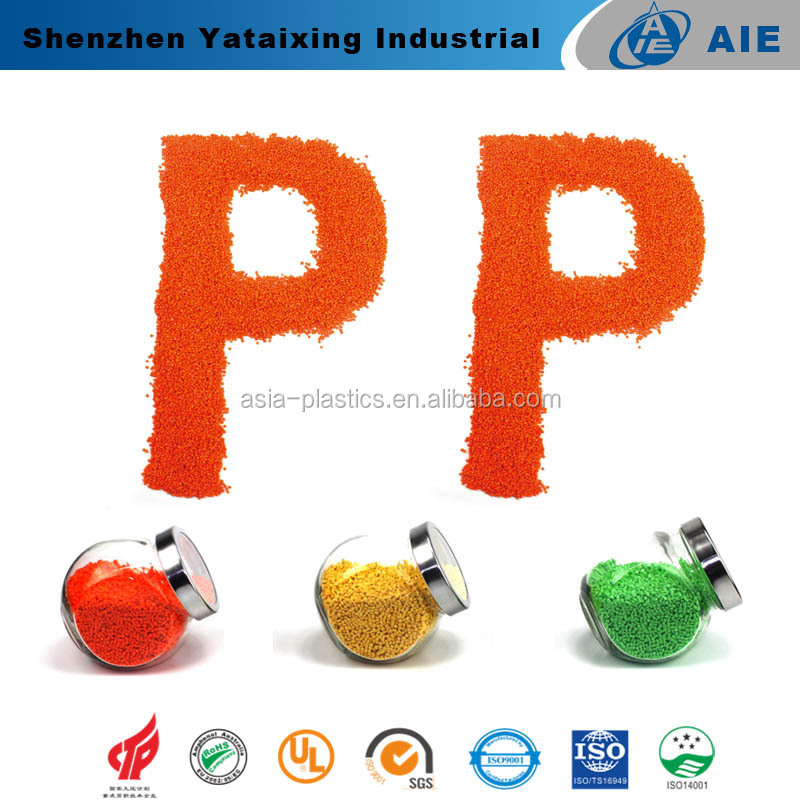Free sample PP+GF,30%,40%,50% Natural color recycled pp plastic dana Pellet/Granule/resin