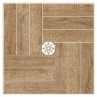 60 60 Best price of new design high quality porcelain wood effect like tiles flooring