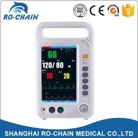 Eco-friendly long service life patient monitor with parameters
