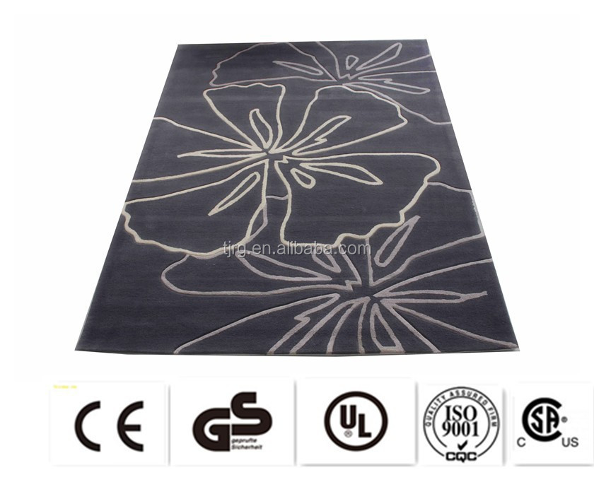 foldable antislip exhibition fashion soft outdoor gym mat