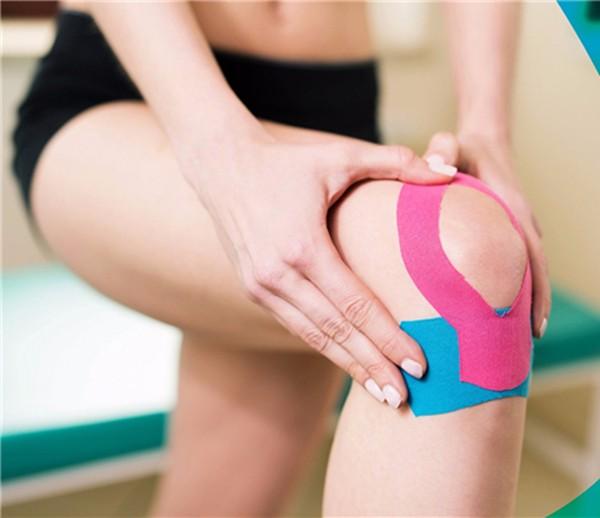 Kinesiologia 5cm x 5M Muscoli Nastro Physio reggette SPORT CORPO Tan Pelle