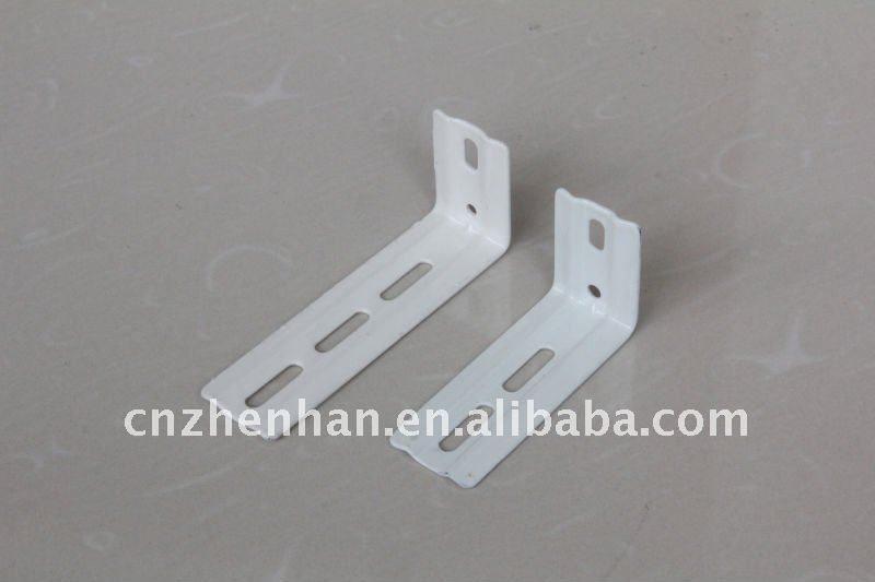 Metal Curtain Rod Wall Bracket