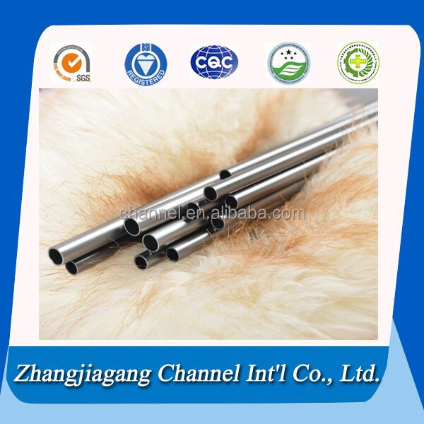 7075 T6 cold drawn high precesion aluminum pipe