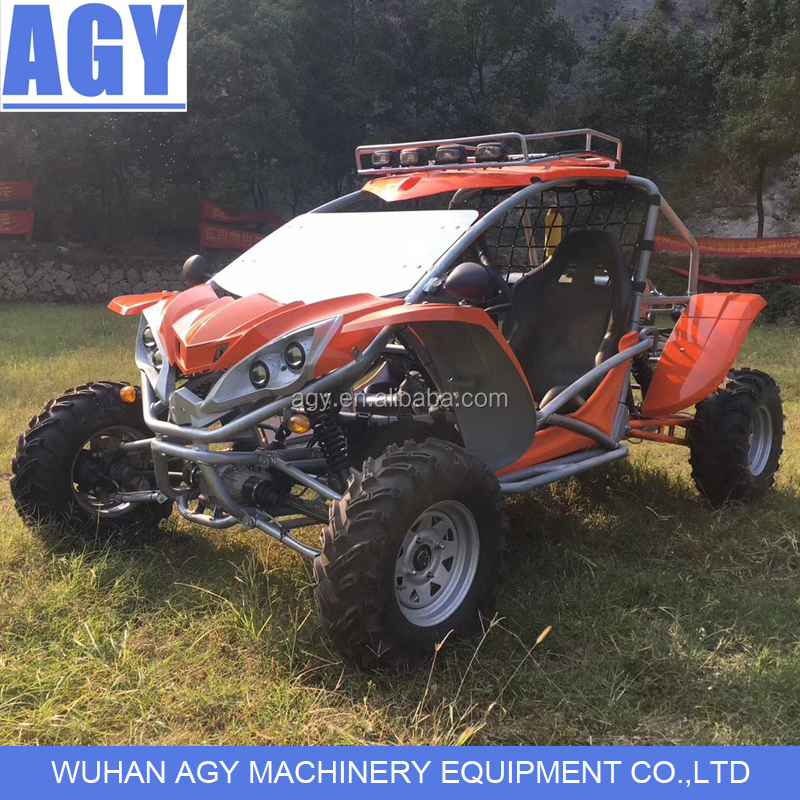 AGY 500cc go kart with cfmoto engine