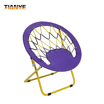 Tianye Folding Lawn Chairs Aluminum Picnic Moon Chair Hexagon Bungee Chair
