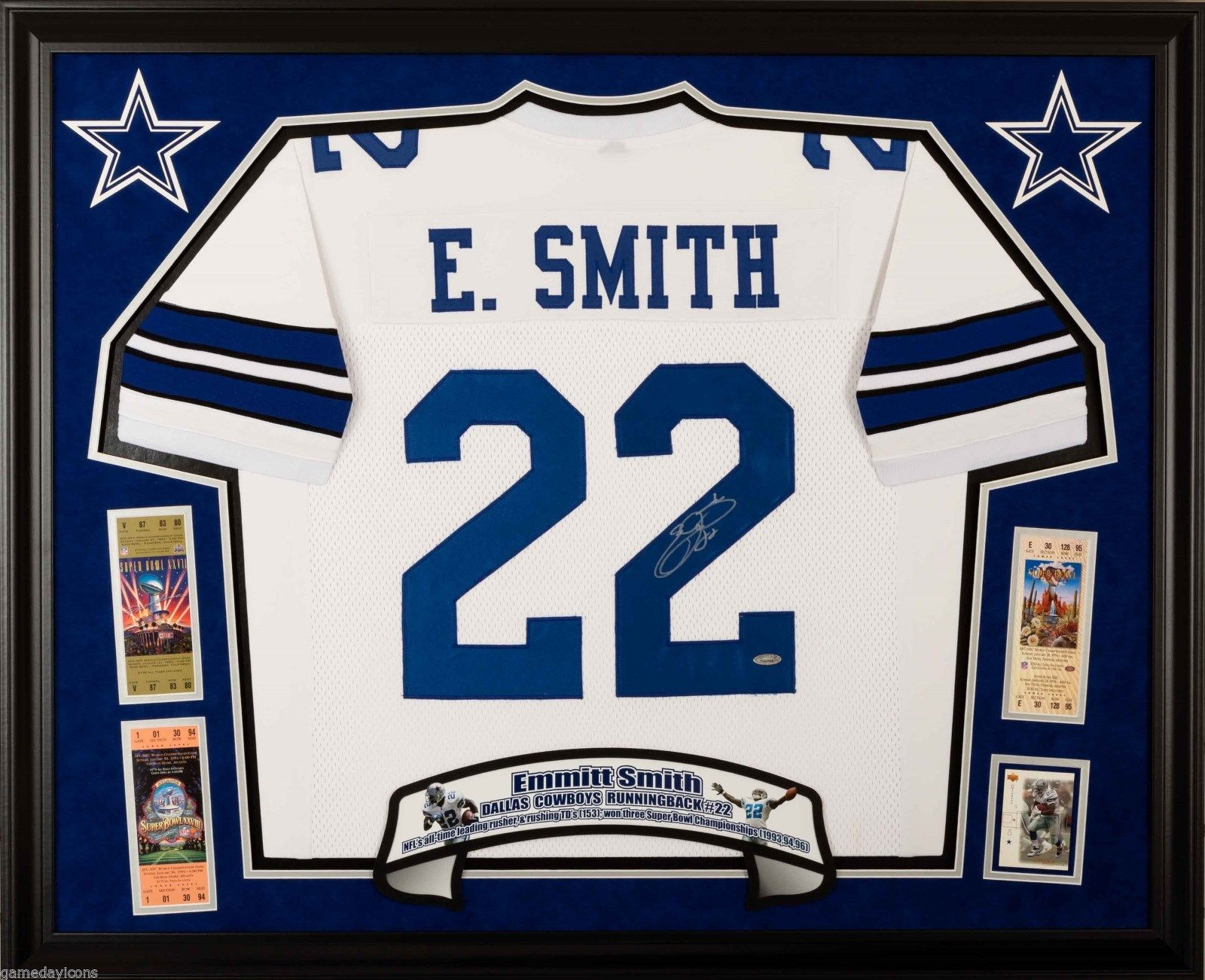 acd6323097f Tom Brady Luck ect. Custom Frame your Nike, Reebok autographed jersey  Deluxe NFL