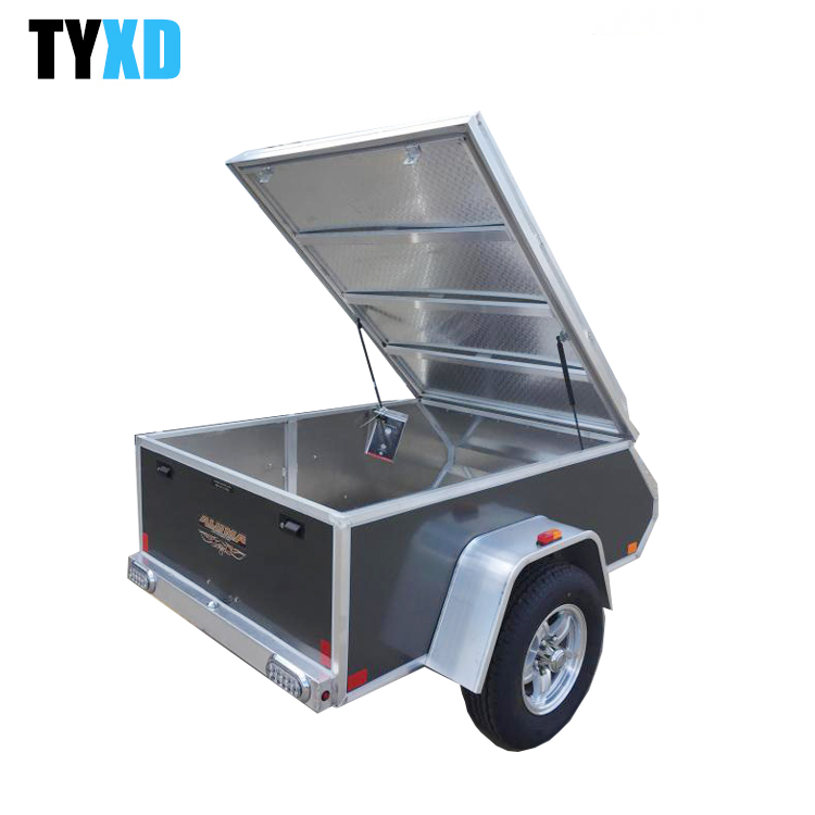 4ft X 6ft Aluminum Enclosed Utility Trailers For Sale Buy Utility Trailers For Sale Enclosed Trailers Utility Trailers Product On Alibaba Com