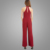 2016 Pictures Of Latest Tops and Trousers Designs Contemporary Cross Front Jumpsuit