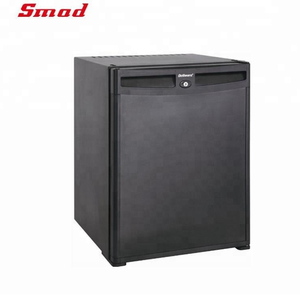 Smad 100L 3-Ways Mini Absorption LPG Gas DC 12V Electric Refrigerator