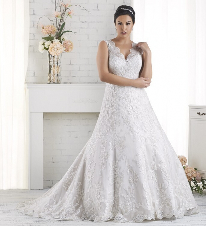 Wedding Gowns Plus Size Cheap: Aliexpress.com : Buy Elegant Tulle Romantic Cheap Plus