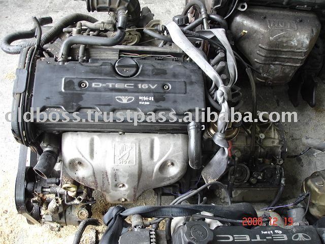 Used Engine-c20sed Daewoo Leganza - Buy Engine,Gasoline Engine ...