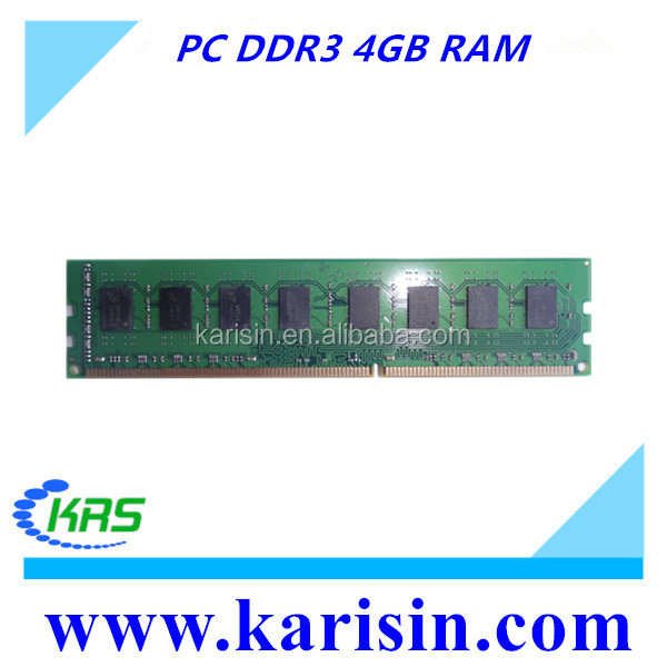 Cheap price high quality ddr3 4gb long dimm memory modules for desktop