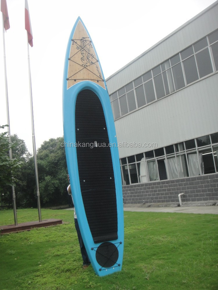 14' longboard/finish board OEM brand deck pad/bungee attachment