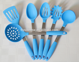 Silicone Kitchen Utensils Cooking Set Cooking Concepts
