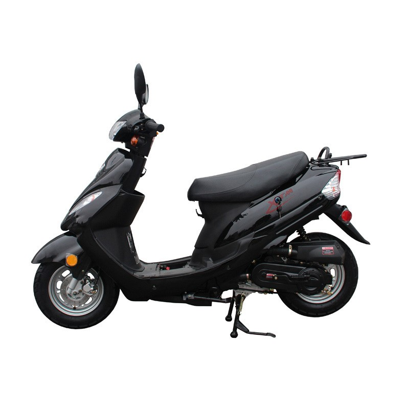 Adult pedal city 49cc cheap gas scooter for sale buy for Cheap gas motor scooters