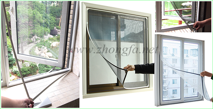 Diy Magnetic Insect Screen Window Insect Screen Doors And