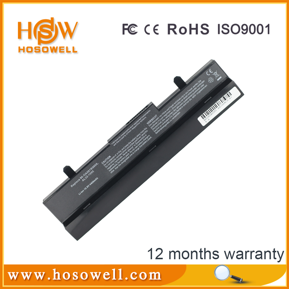 Laptop Battery for Asus Eee PC 1005 AL31-1005 AL32-1005 1005HAGB 1005HA 1005H 1005HAB 1005HA-A 1101HA 1106HA