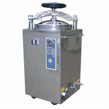 Digital Vertical High Pressure Steam Sterilizer LS-35HD