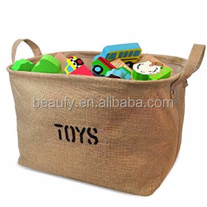 toys printing Canvas Storage Toy Storage