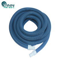 EAV flexible plastic hose with UV Protection in the Swimming Pool
