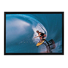 180 inch 4:3 format 10cm width frame Fixed frame projection screen PVC white soft Projector Screen