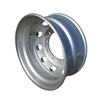 china customized truck rims 9.00x22.5 steel wheel rims 9.00*22.5 trailer rims 9x22.5