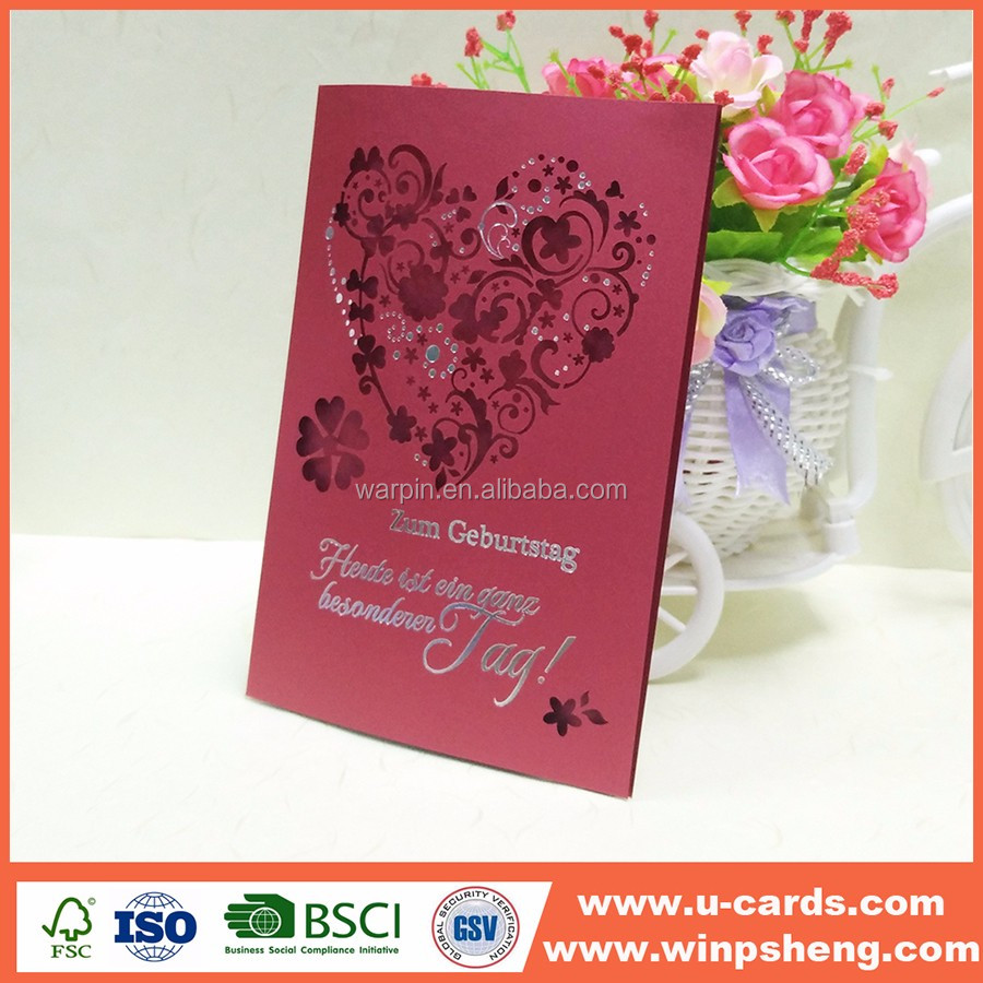 Photo Insert Greeting Cards Wholesale Greeting Card Suppliers Alibaba