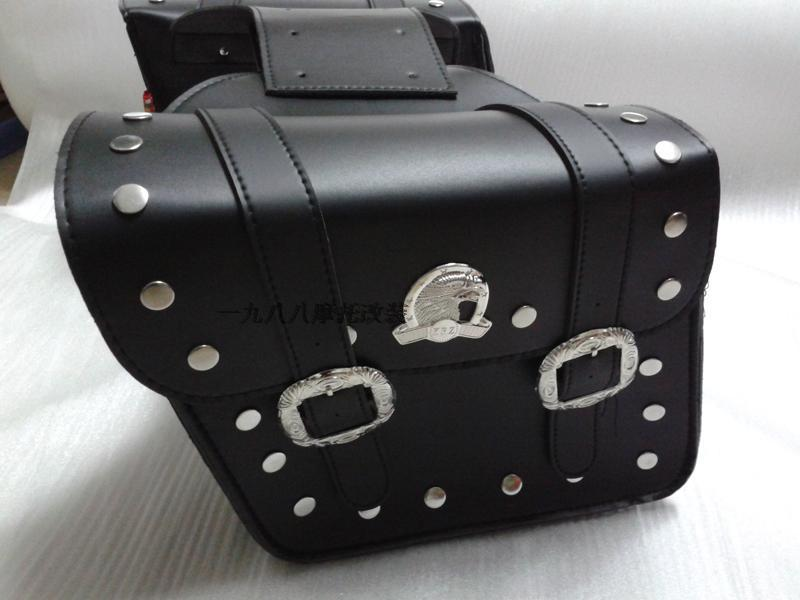 e9c4a8c38b89 Motorcycle modified motorcycle side box hanging box rear side bag ...