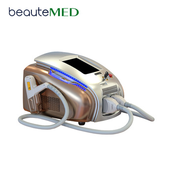Vascular Pigment Acne Tattoo Removal e-light hair removal nd yag laser machine
