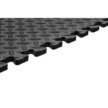 Eva Outdoor Tool Mat Black Foam Interlocking Square Floor Tiles