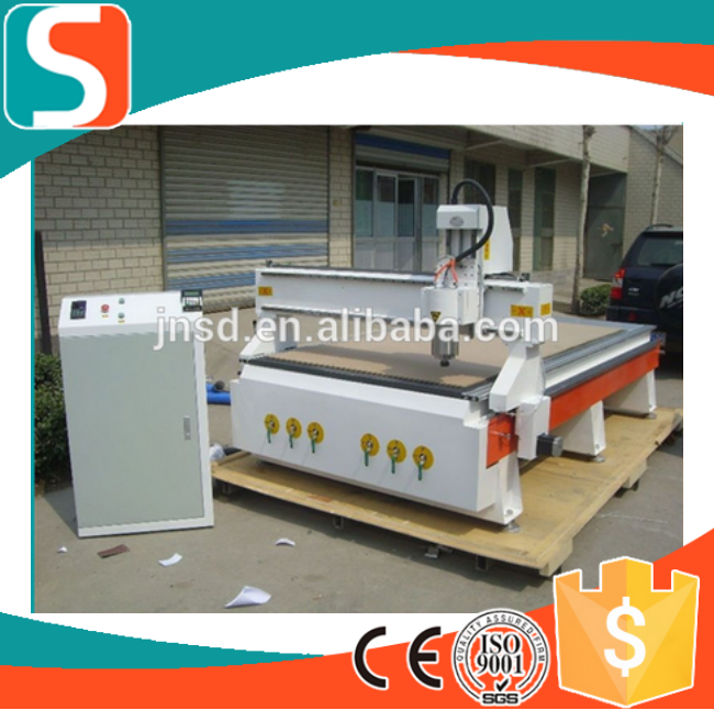 acrylic/plastic/pvc/wood/mdf/double color board cutting engraving CNC Router